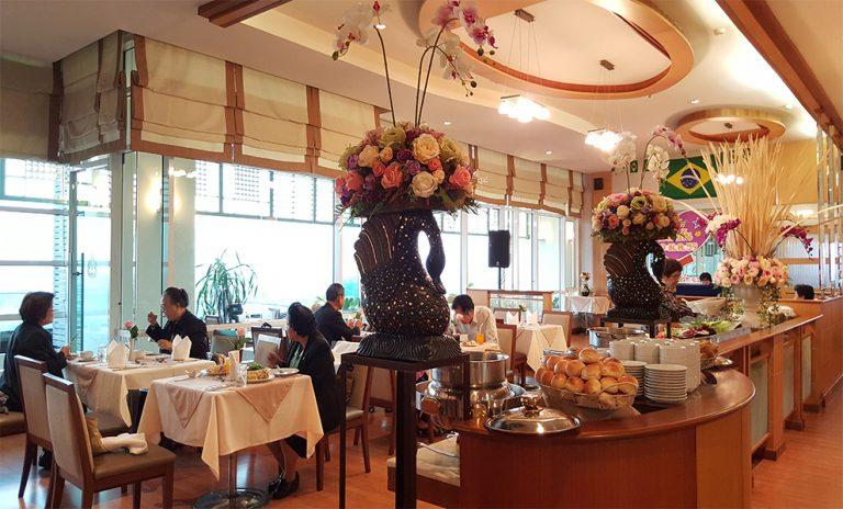 Asia Airport Hotel : ห้องอาหาร ริโอ้ กริล