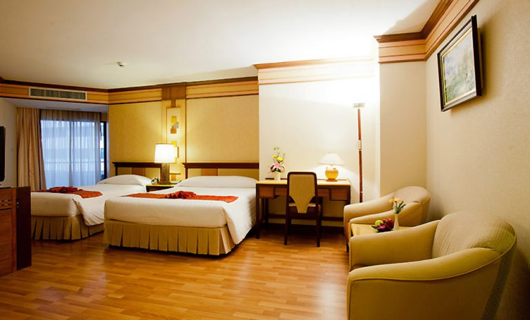Asia Airport Hotel : Premier Room