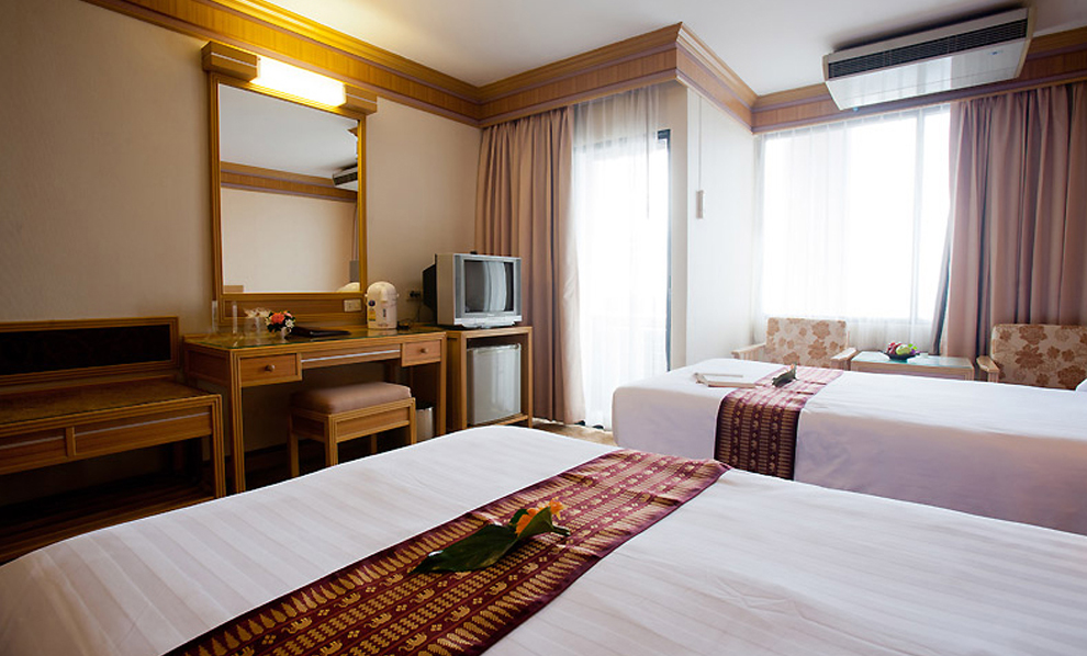 Asia Airport Hotel : Superior Room