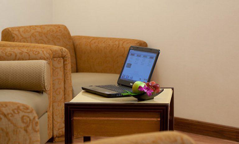 Asia Airport Hotel : เอเชีย สูท
