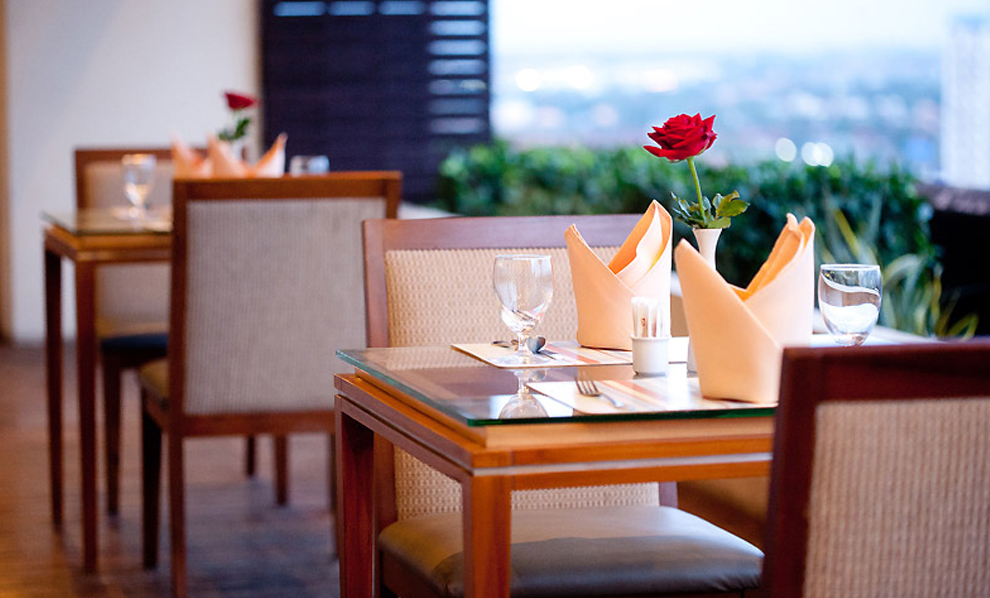 Asia Airport Hotel : Rosy Court