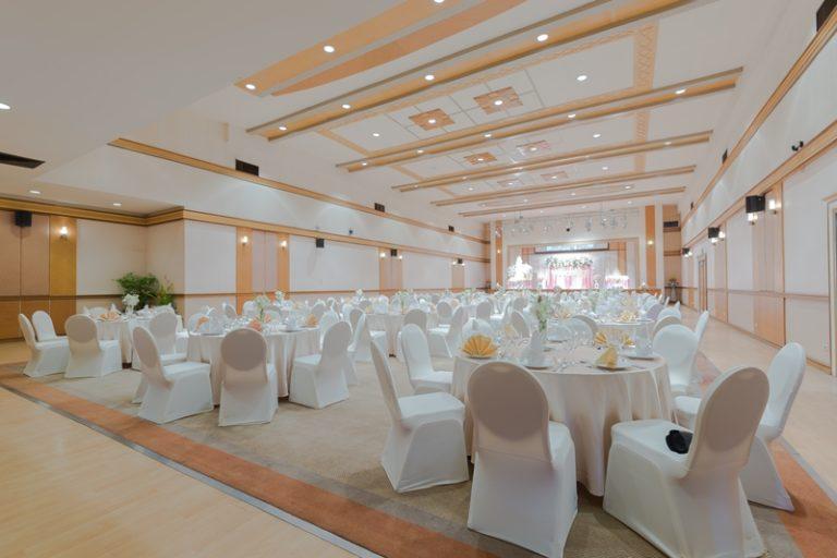 Asia Airport Hotel : ห้องประชุม เอเวอร์กรีน
