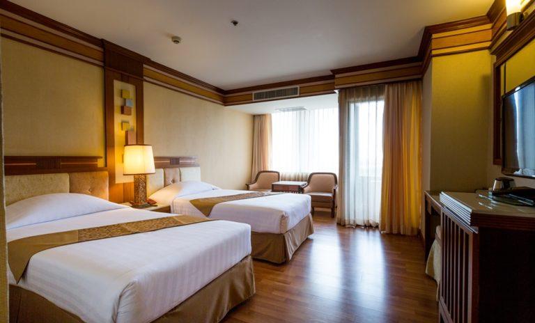Asia Airport Hotel : ห้อง เอ็กคิวทีฟ
