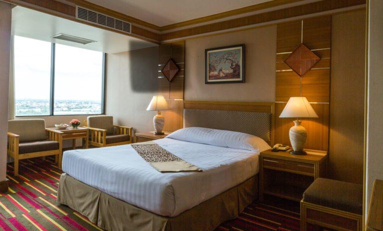 Asia Airport Hotel : ห้อง ซูพีเรีย
