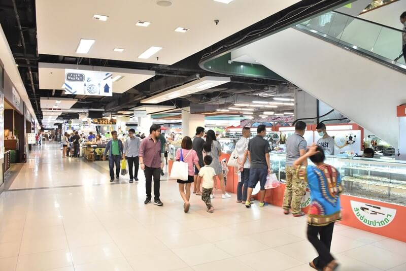 Asia Airport Hotel : Shopping Center