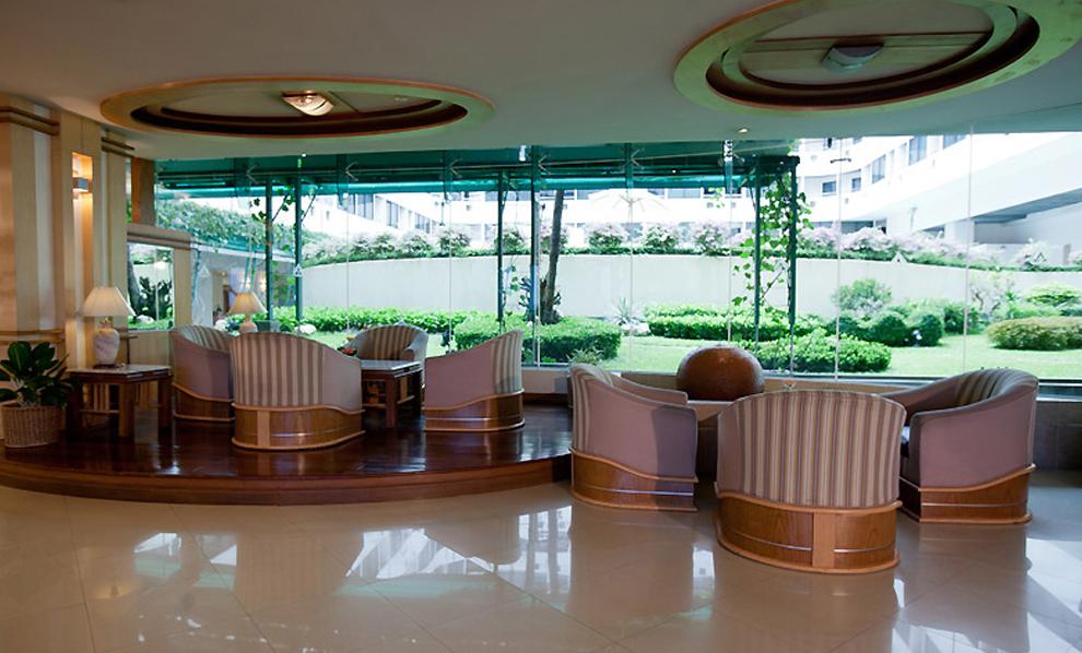 Asia Airport Hotel : Lobby Bar