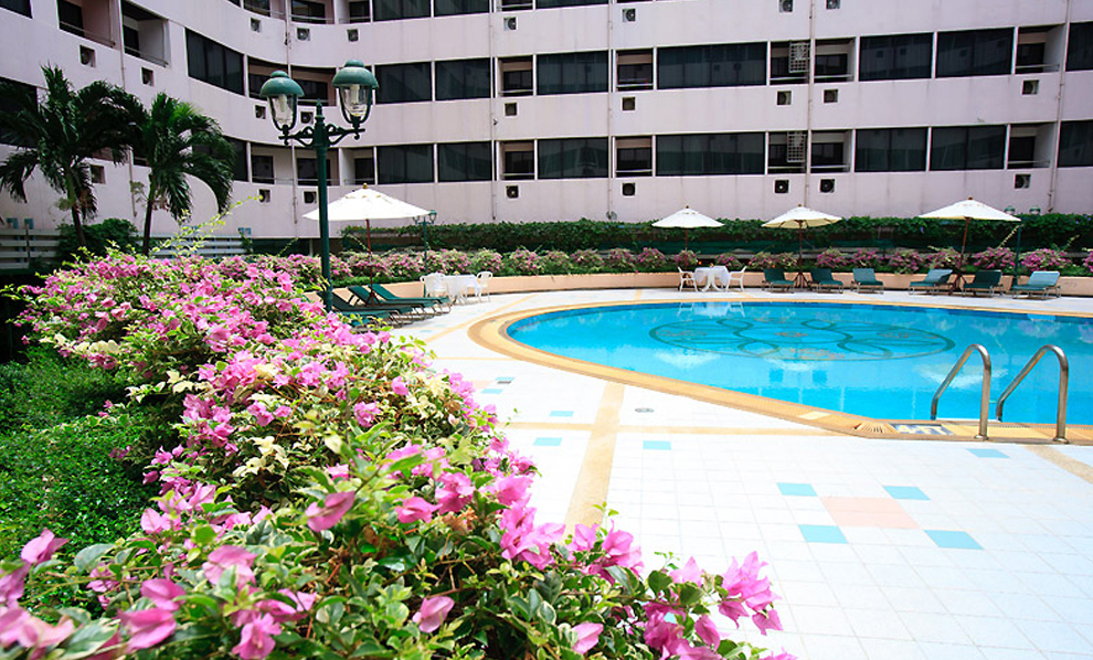 Asia Airport Hotel : Swimming Pool