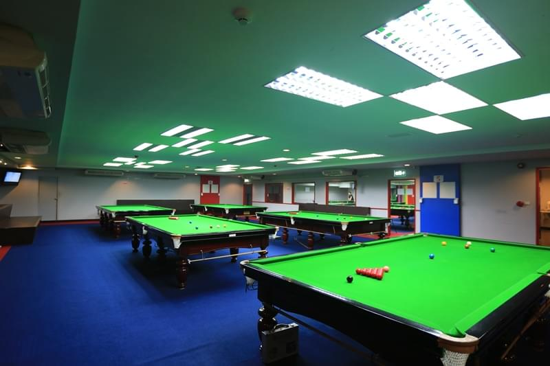 Asia Snooker