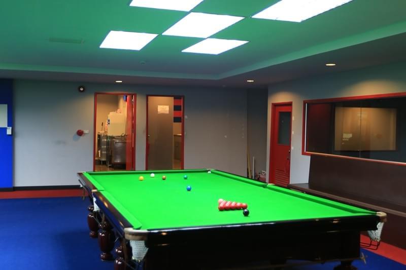 Asia Hotel Bangkok : Asia Snooker