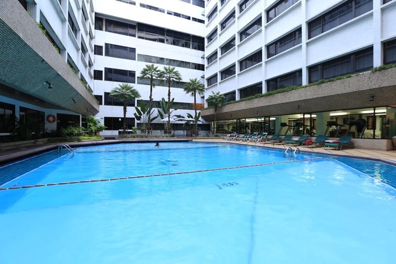 Asia Hotel Bangkok : Swimming Pool