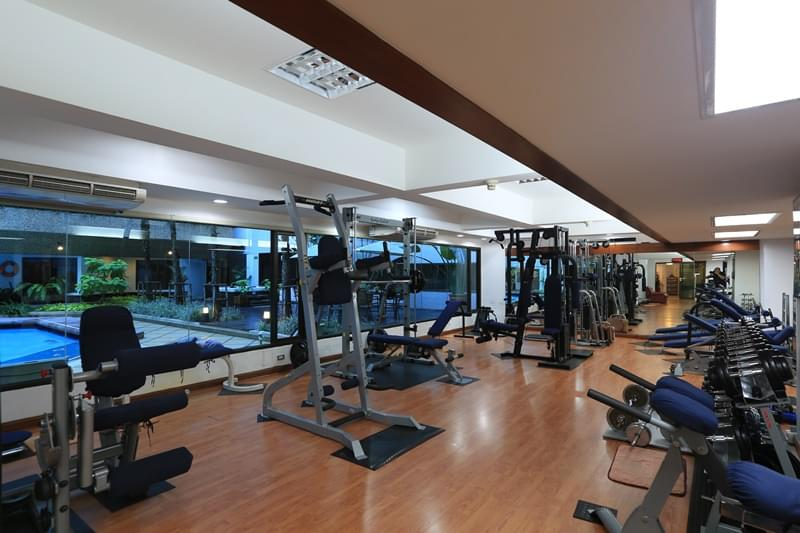 Asia Hotel Bangkok : Asia Fitness Center