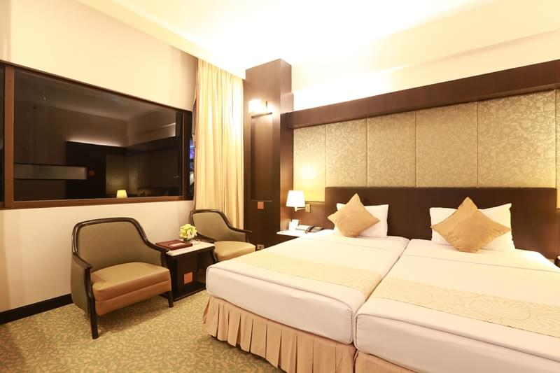 Asia Hotel Bangkok : Executive Room