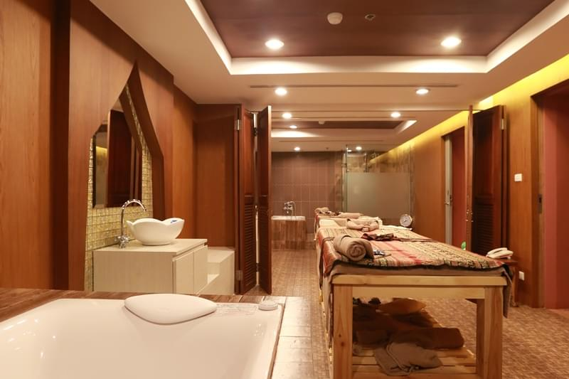 Asia Hotel Bangkok : Massage Therapy