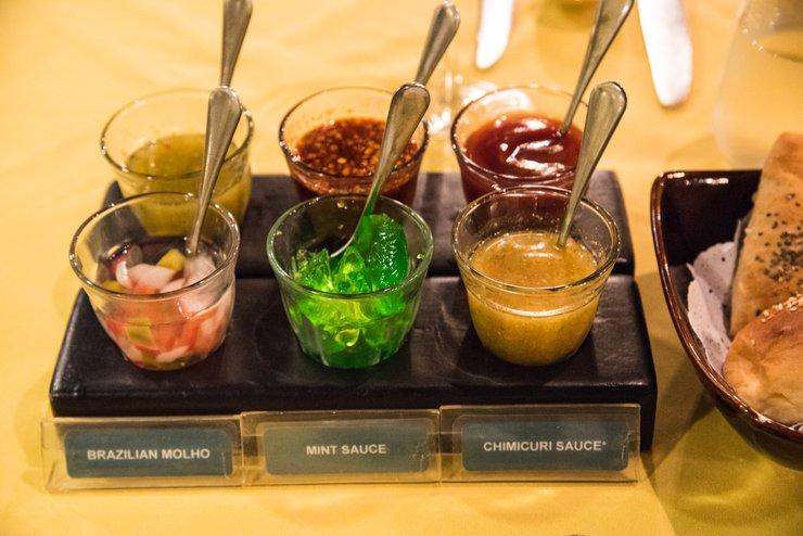 曼谷亚洲酒店 : 里约烧烤巴西餐厅(Rio Grill Brazilian Restaurant)