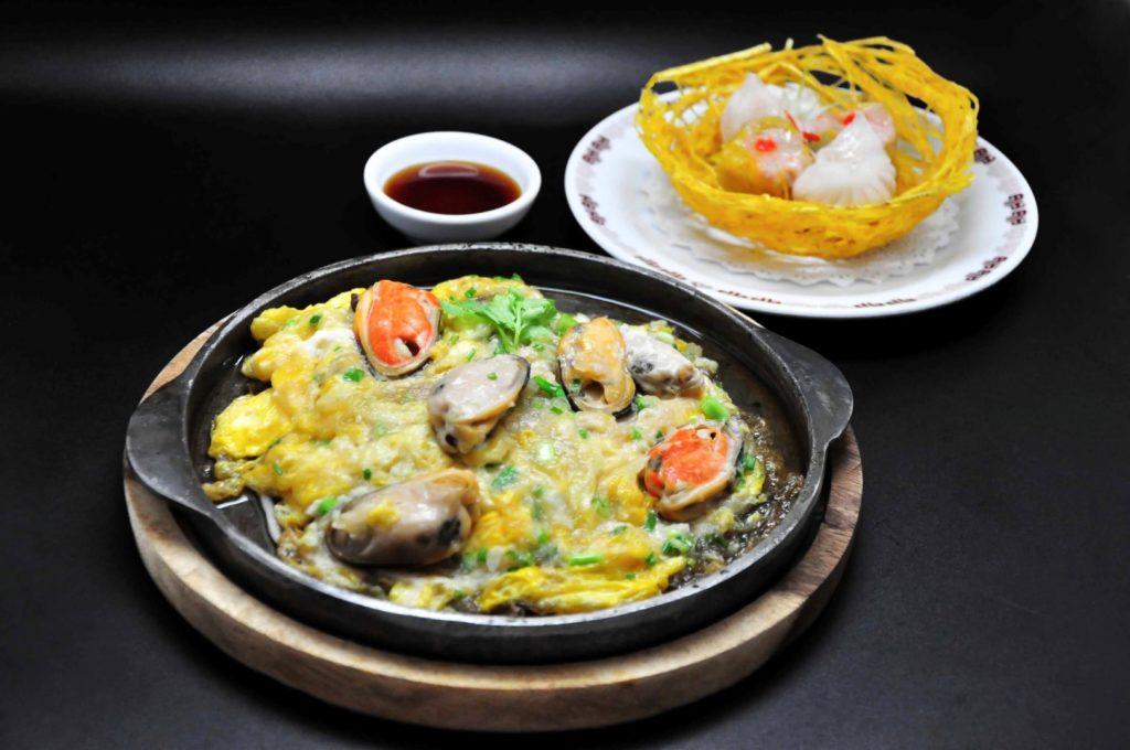 曼谷亚洲酒店 : 长城中餐厅 (Greatwall Chinese Restaurant)