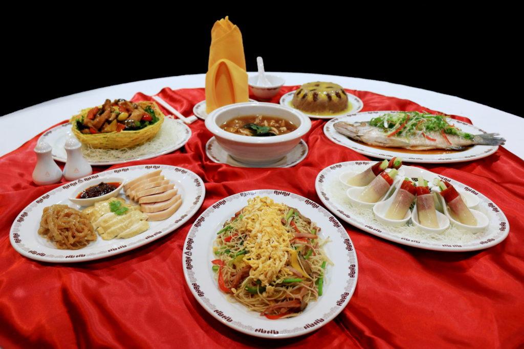 谷亚洲酒店 : 长城中餐厅 (Greatwall Chinese Restaurant)
