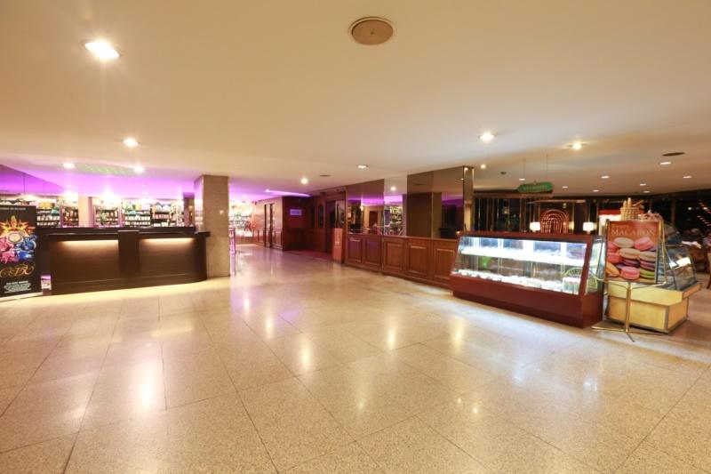 Asia Hotel Bangkok : Hotel Lobby