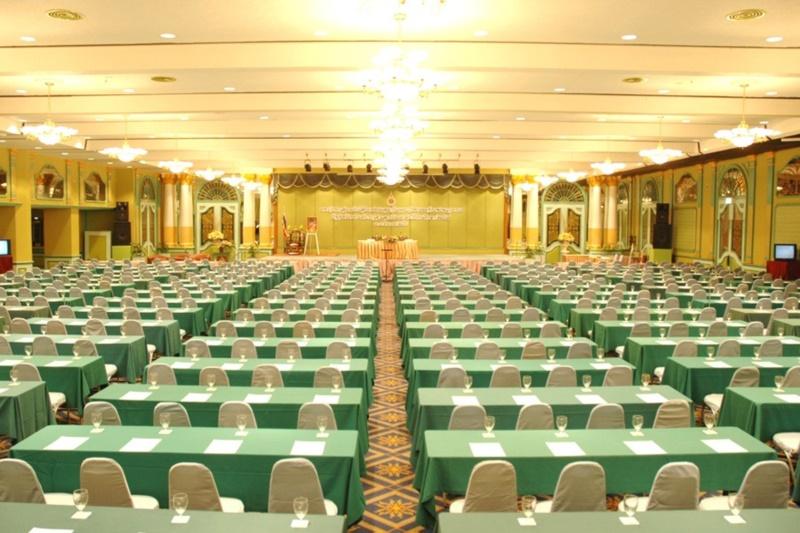 谷亚洲酒店 : Rajthevee Grand Ballroom