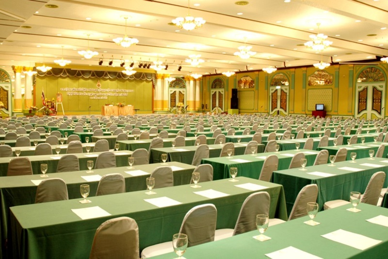 Asia Hotel Bangkok : Rajthevee Grand Ballroom