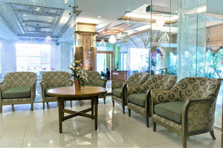 Asia Cha Am Hotel : ROOM SERVICE