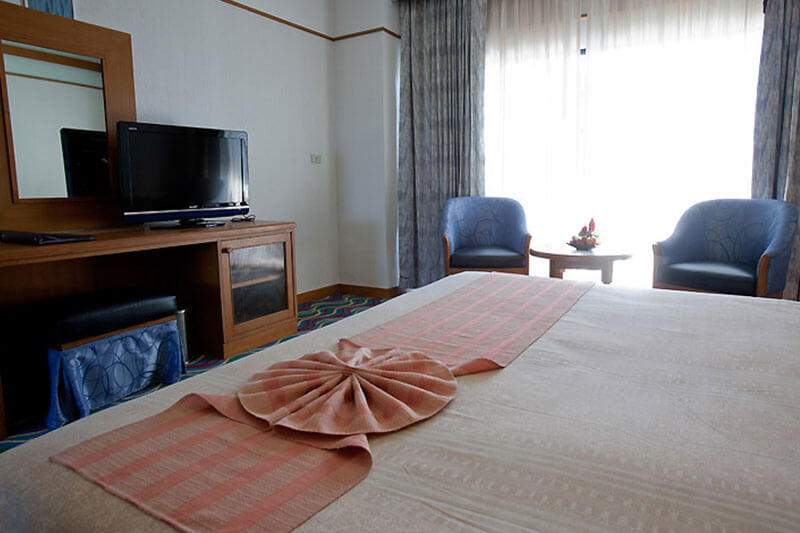 Asia Cha Am Hotel : Premier Room (Main Building)