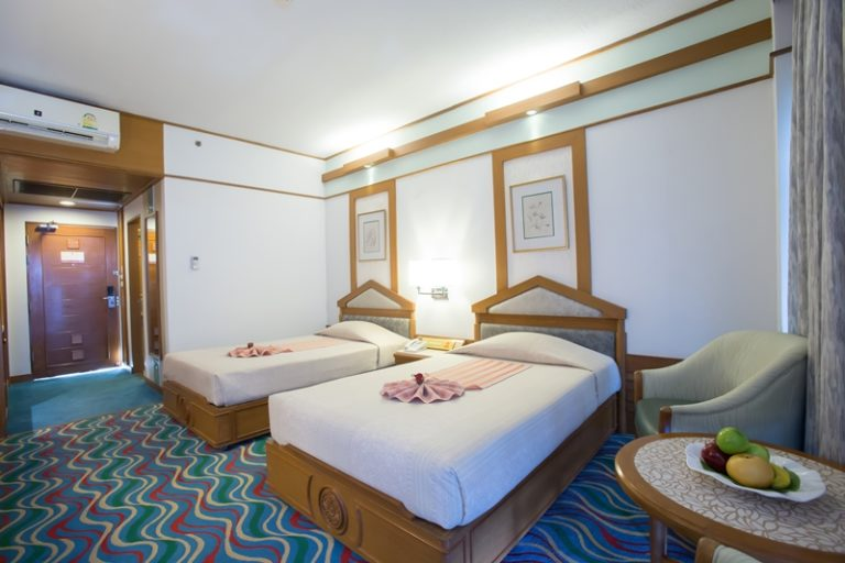 Asia Cha Am Hotel : Executive Room