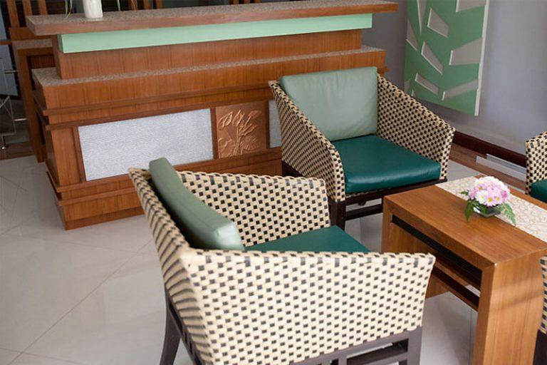 Asia Cha Am Hotel : บริการรูมเซอร์วิส