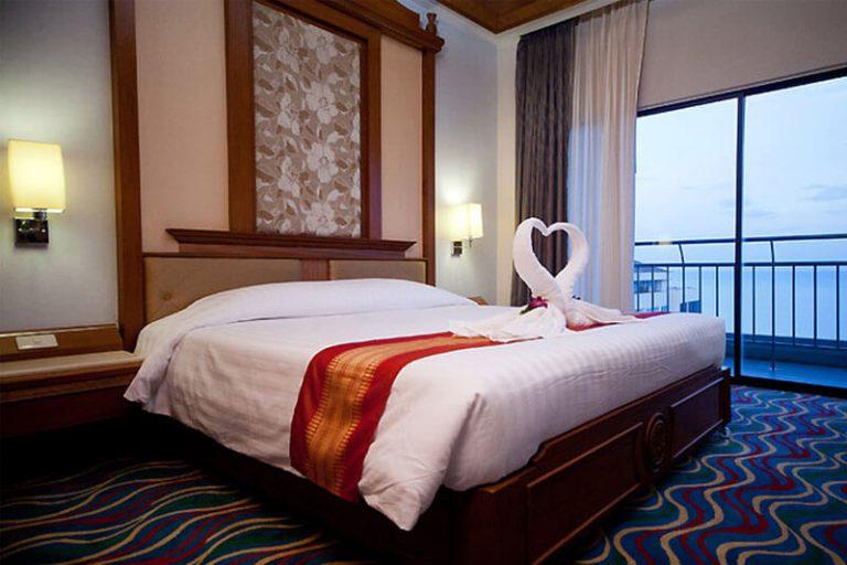 Asia Cha Am Hotel : เอเชีย สวีท