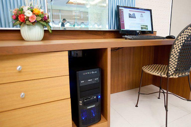 Asia Cha Am Hotel : Internet