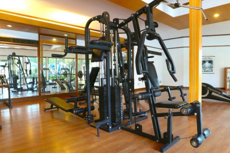 Asia Pattaya Hotel : Fitness