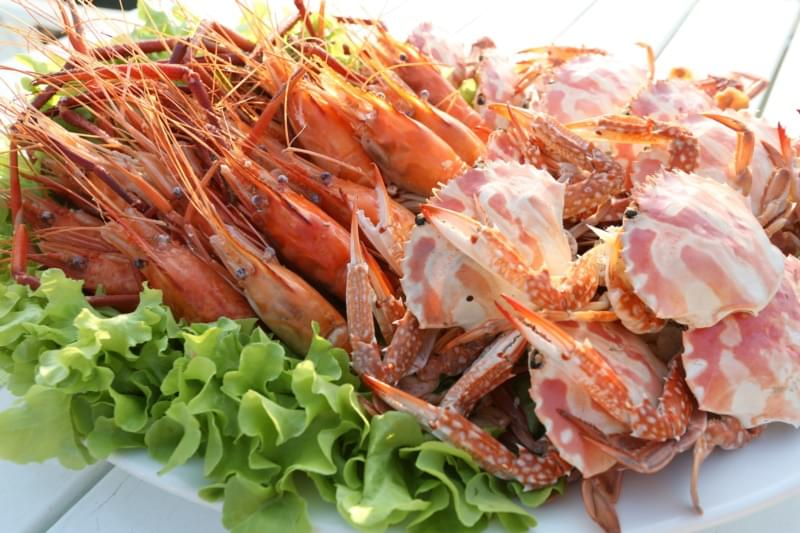 Asia Pattaya Hotel : Clifftop Seafood Pavilion