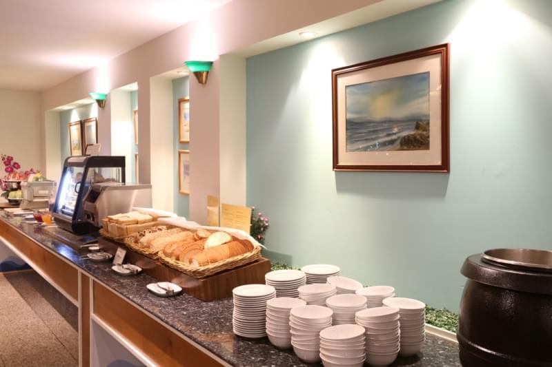 Asia Pattaya Hotel : The Morakot Coffee Shop
