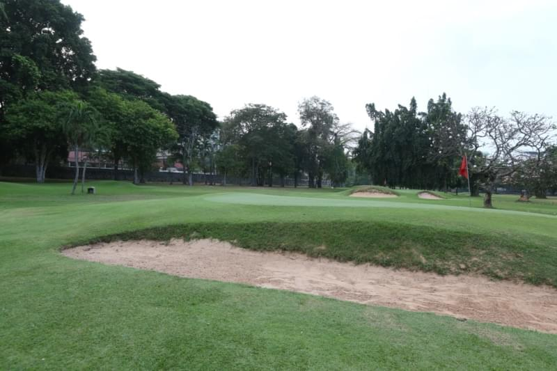Asia Pattaya Hotel : Golf Course