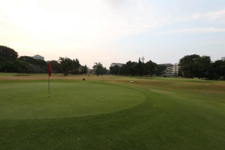 Asia Pattaya Hotel : Mini Golf Course 9 Hole