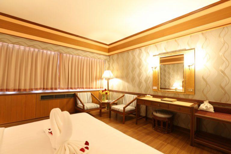 Asia Pattaya Hotel : Superior Seaview