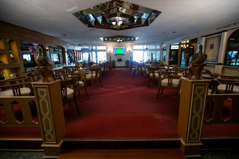 Asia Pattaya Hotel : The Den Lobby Bar