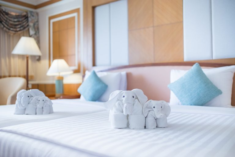 Asia Pattaya Hotel : President Suite 1 Bed Room