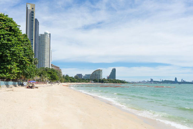 Asia Pattaya Hotel : Jomtien Beach (Hat Jomtien)
