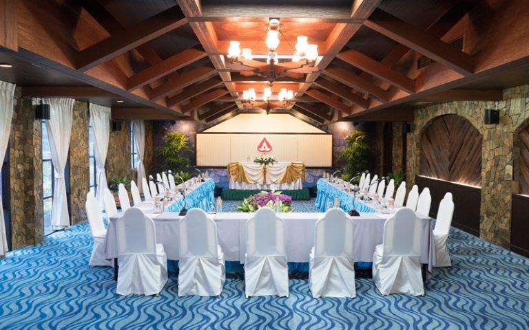 Asia Pattaya Hotel : การจัดงานต่างๆ