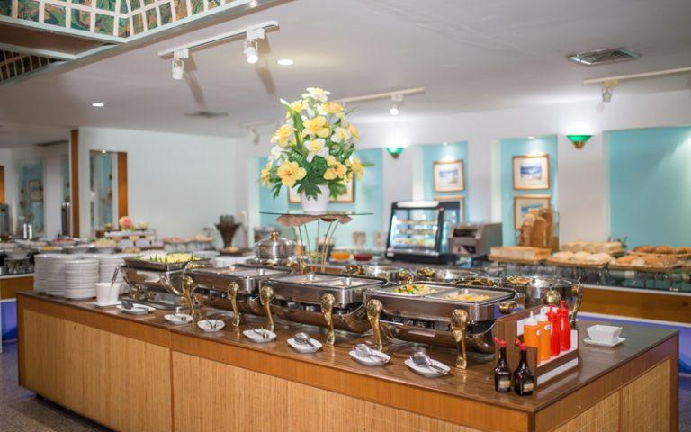 Asia Pattaya Hotel : Morakot Coffee Shop
