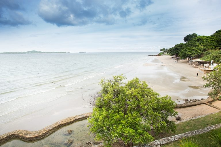 Asia Pattaya Hotel : Beach