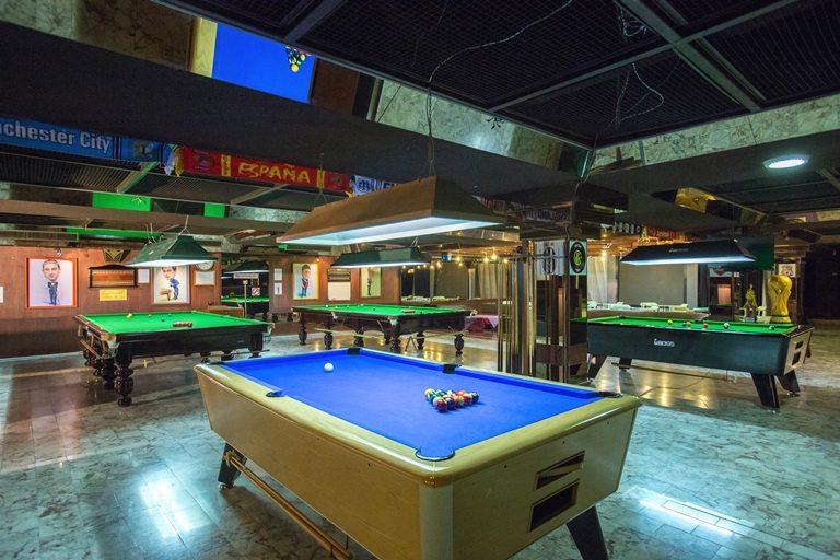Asia Pattaya Hotel : Neptune Sport Pub