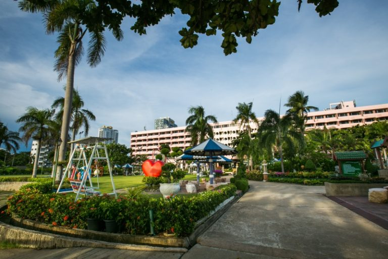 Asia Pattaya Hotel : Overview